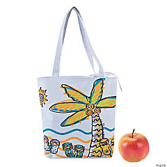 Hawaiian Shopping Bags