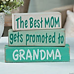 The Best Mom Tabletop Sign