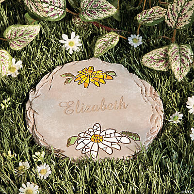 personalized grandchild s stepping stone party supplies
