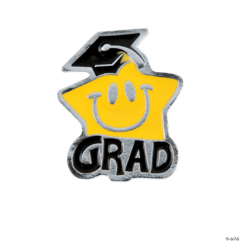 Elementary Graduation Pins Discontinued