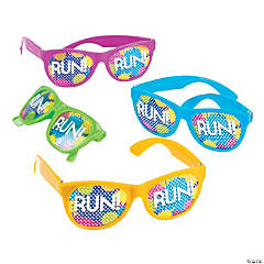 Color Run Pinhole Glasses