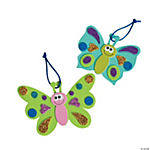 Foam Butterfly Ornament Craft Kit