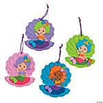 Mermaid Ornament Craft Kit