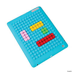 Silicone Brick iPad® Shell