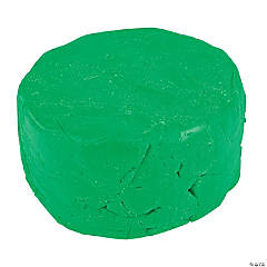 1 Lb. Green Dough