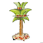Palm Tree Shot Glass Holder Kit