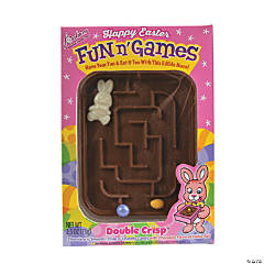 Palmer® Pink Chocolate Easter Candy Game