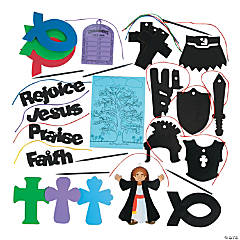 Mega Religious Magic Color Scratch Kit