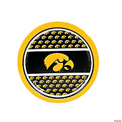NCAA™ University Of Iowa Hawkeyes Dessert Plates
