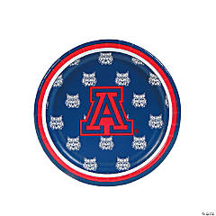 NCAA™ University Of Arizona Wildcats Dessert Plates