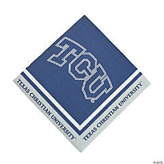 NCAA™ Texas Christian University Horned Frogs Luncheon Napkins