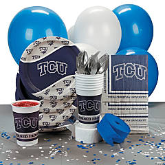 NCAA™ Texas Christian University Horned Frogs Basic Party Pack