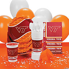 NCAA™ Virginia Tech Basic Party Pack