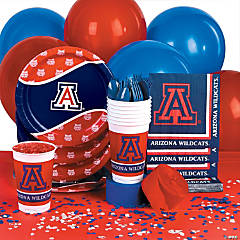 NCAA™ University Of Arizona Basic Party Pack