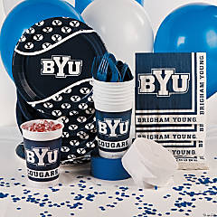 NCAA™ Brigham Young University Cougars Basic Party Pack