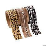 Animal Print Washi Tape Set
