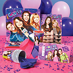iCarly Basic Party Pack