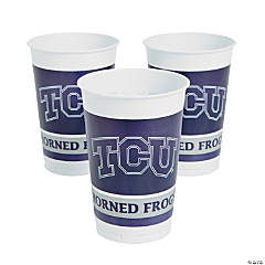 NCAA™ Texas Christian University Horned Frogs Cups