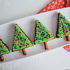 Christmas Tree Cookies Idea