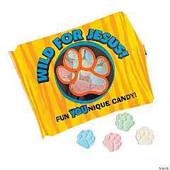 Wild For Jesus Candy Fun Packs