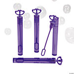 Purple Heart Bubble Tubes