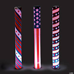 Patriotic Light-Up Batons
