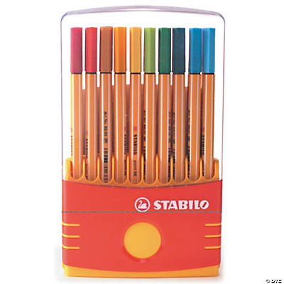 Stabilo Point 88 Pen Sets Color