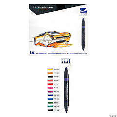 Prismacolor Marker Sets Primary And Secondary