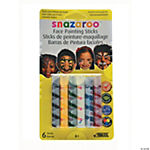 Snaz Face Painting Sticks Sets Unisex