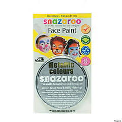 Snazaroo Metallic Silver Face Paint
