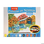 Reeves Paint By Numbers - Covered Bridge