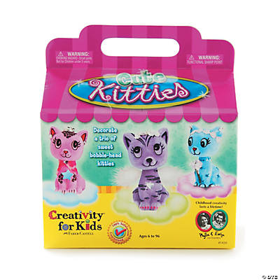 Creativity for Kids Cute Kitties