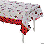 Little Ladybug Table Cover