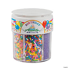 Cupcake Party Sprinkles