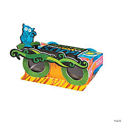 Wild Wonders Binoculars VBS Craft Kit