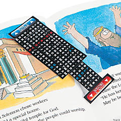 Agents of Truth VBS Decoder Bookmarks