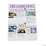 The Good News Fold-Up Activity Sheets with Stickers