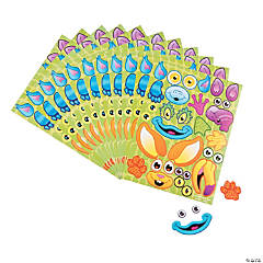 Wild Wonders VBS Stickers