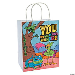 Color Your Own Wild Wonders VBS Take Home Bags