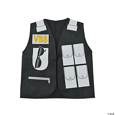 Agents of Truth VBS Special Agent Vest