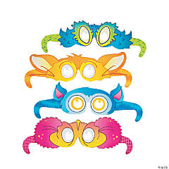 Wild Wonders Cardboard VBS Glasses