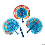 Faith Adventure Folding Fans