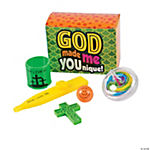 Wild Wonders Toy-Filled Favor Boxes