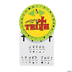 Agents of Truth Clip Magnet VBS Craft Kit