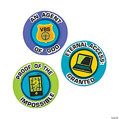 Agents of Truth VBS Magnet Craft Kit
