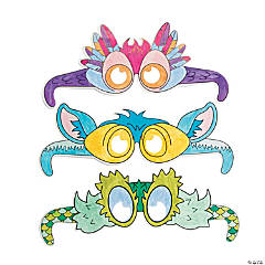 Color Your Own Wild Wonders VBS Animal Glasses