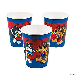 Paper Puppy Party Cups