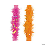 Wild Wonders Furry Slap Bracelet Craft Kit