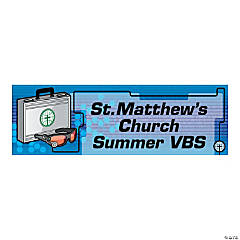Personalized Agents of Truth Large VBS Banner