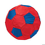 Satin Soccer Ball. 15 3/4